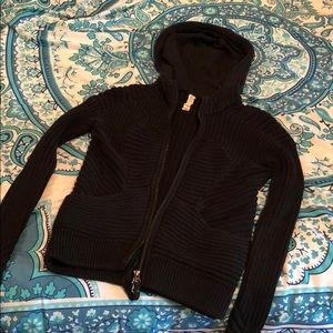 Lululemon sweater jacket